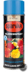sparvar-Blumenspray